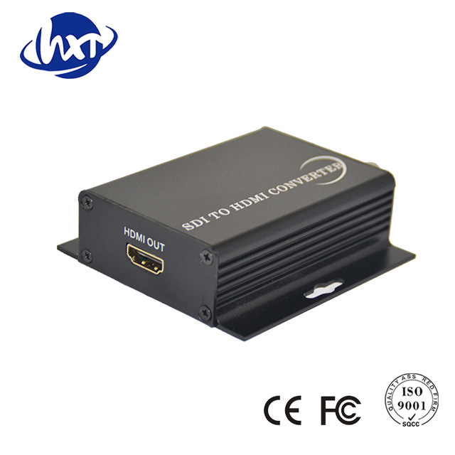 Compact 1080P video converter for 3g/hd/sd sdi to hdmi