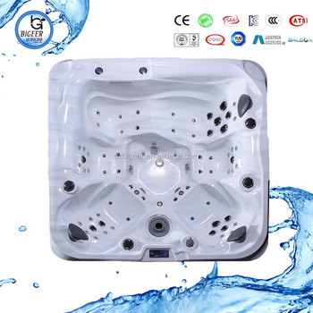 hydro massage spa tub
