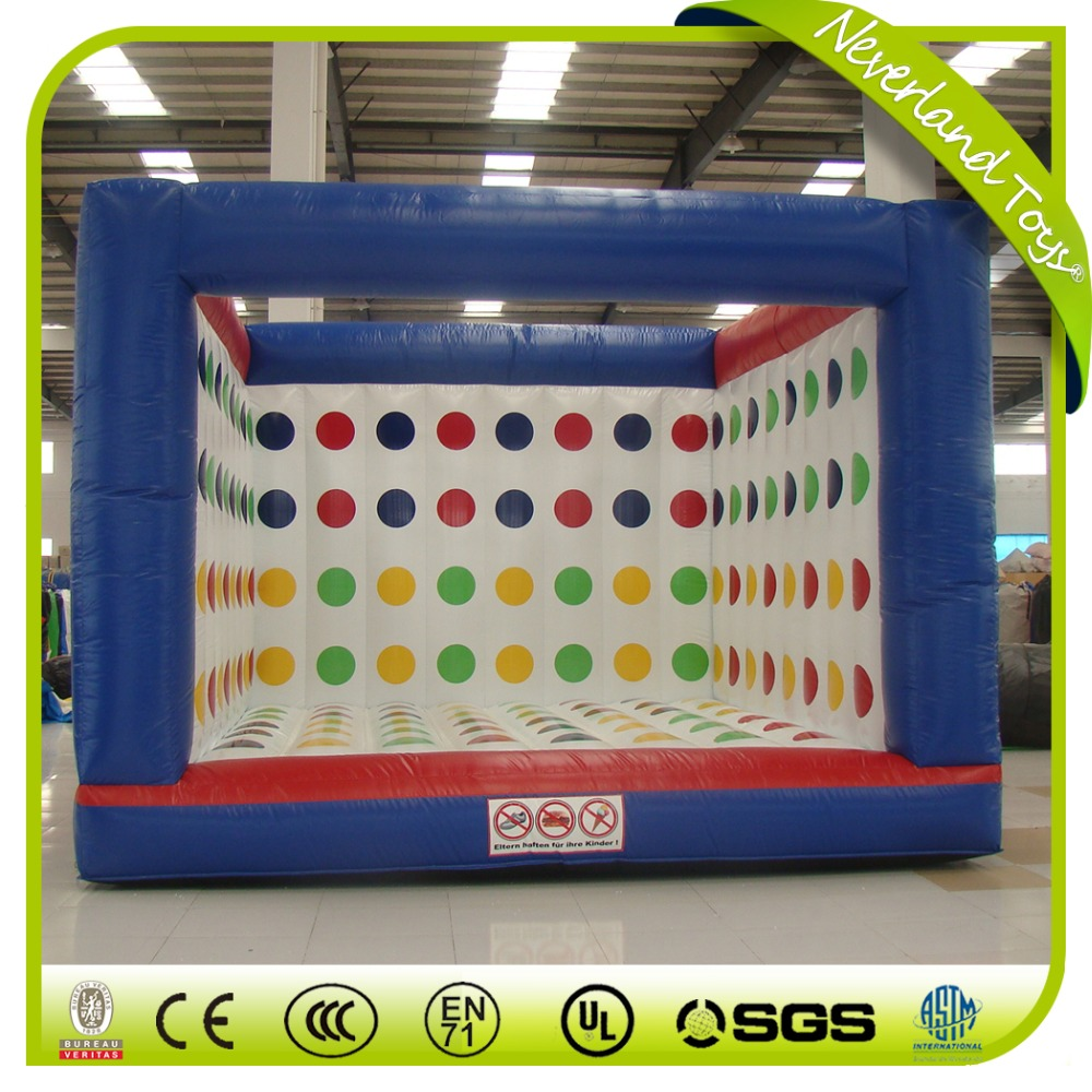 Adult giant inflatable twister game,inflatable twister mattress,inflatable twister for sale