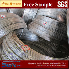1.4305/ AISI 303 Stainless Steel Wire Soft Bright Surface , factory direct sale
