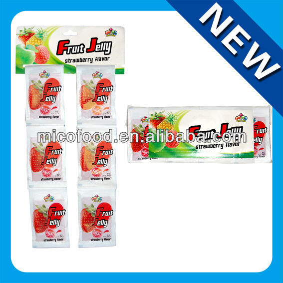32G Fruit Flavor Jelly (Jelly Fruit Slices)