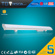 New update Fittings Replacement Tube T8 LED, IP65 LED High Bay Light 80W