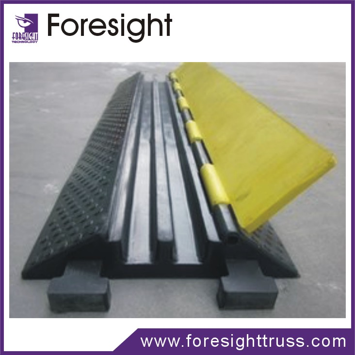 cable ramp&Rubber Cable Floor Cover/Cable Protectors/Cable Covers