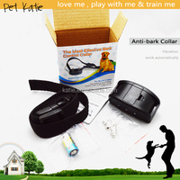 Battery Operated Bark Control Training Dog Collars for Puppy