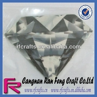 Diamond Shaped Car Paper Freshener