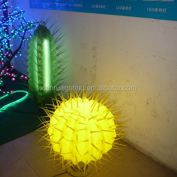 2014 Newest Design Led Tree Light with CE ROHS GS BS UL SAA cactus lamp