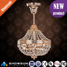 Istanbul custom-made golden classical cristal chandelier