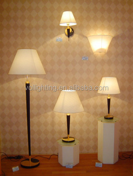 Wholesale floor standing light antique lamp