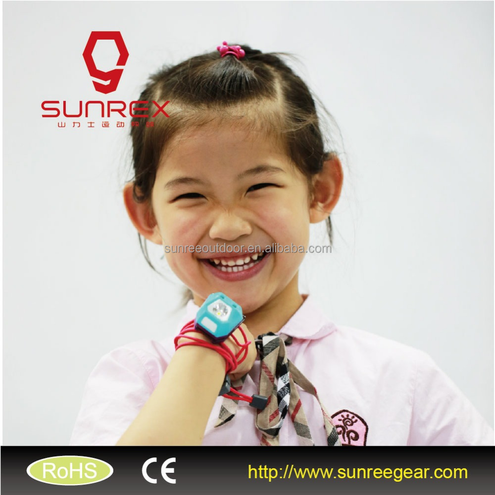 LaLa children headlamp LED Unique New Design Sunree Headlamp Waterproof Fashion Appearance Head Lamp