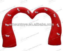 2013 inflatable wedding ceremony arches