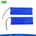 1540127SH5 7.4v 550mah tracker lithium polymer battery pack