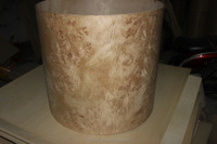 High grade poplar drum shell