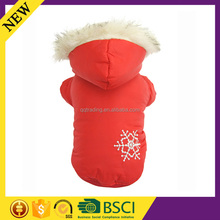 XXS to XXL New Best Selling Fur Coat Warm Wholesale Winter Dog Christmas Costume