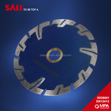 dry cutting diamond circular saw blade for concrete