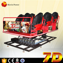 Home Business Opportunity Truck Mobile 7d 9d Cinema For Sale