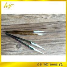 New arrival ceramic tweezers for e cig atomizer with ceramic tips for anti-magnetic purpose