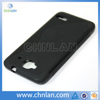 Hot selling soft tpu sline case for alcatel one touch idol mini 6012 case
