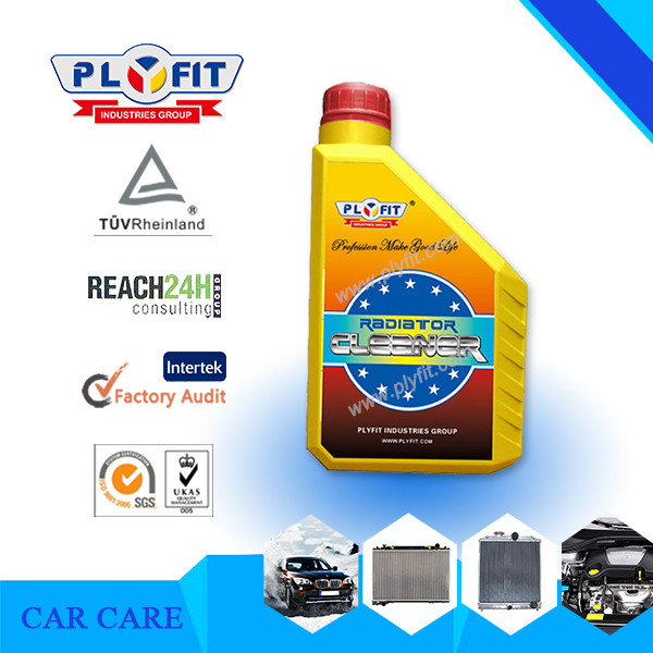 Super Car Cooling System Radiator Flush Cleaner