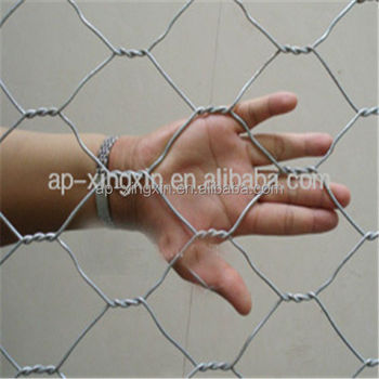 alibaba hot sale product Anping hexagonal wire mesh