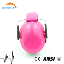 Foldable Headed ear muffs for adults for hear protection