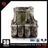Police SWAT bulletproof core and bullet proof plate carrier tactical vest tan black or camo color