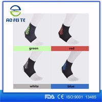 2016 new products neoprene sport ankle support for hot selling