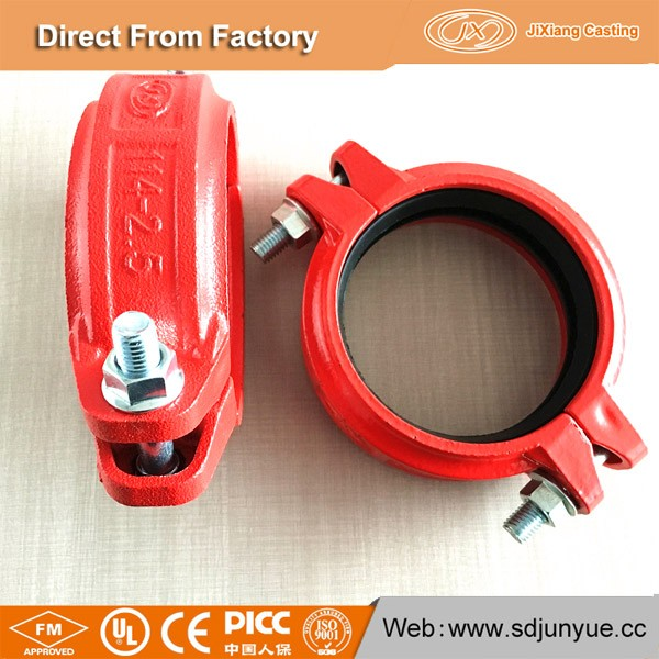 high quality rigid coupling spring coupling