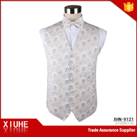 Fashionable Zhejiang Cotton Fancy Maker Waistcoat & Vest