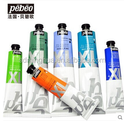 37ml 80ml 200ml XL series Pebeo oil colour oil paint for sale