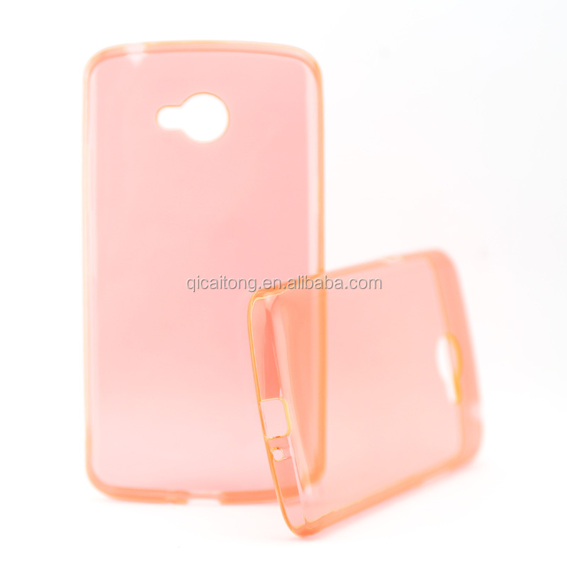 Transparent Crystal Clear tpu Phone Case For K5 X220G Q6