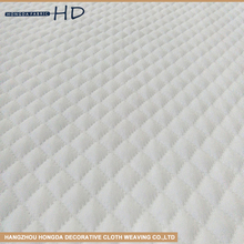 new design high quality for mattress flame retardant knitting 100%polyester different types of fabric