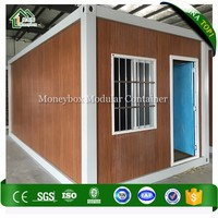 Latest Design Refugee Modified Container 20ft modified container house