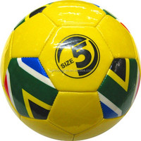 Hot selling machine stitched PVC soccer ball football for promotional gifts