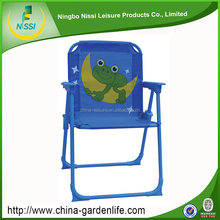 High quality folding children camping chair/animal kids camping chair/beach chair