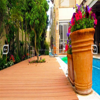 150x25x2900mm frstech wood plastic composite outdoor decking, exterior cement board, wood air conditioner cover