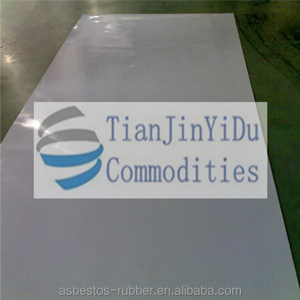 Excellent resistance to temperature and good electrical insulation and water-proof properties silicone sheet