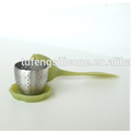 New Food Grade Stainless Steel Silicone Loose Leaf Tea Infuser