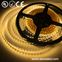 UL Listed Nonwaterproof 24V 4.32W 18LED 16.4FT Per Roll CRI 80 RA 2700K Warm White WS2811 New LED Lighting