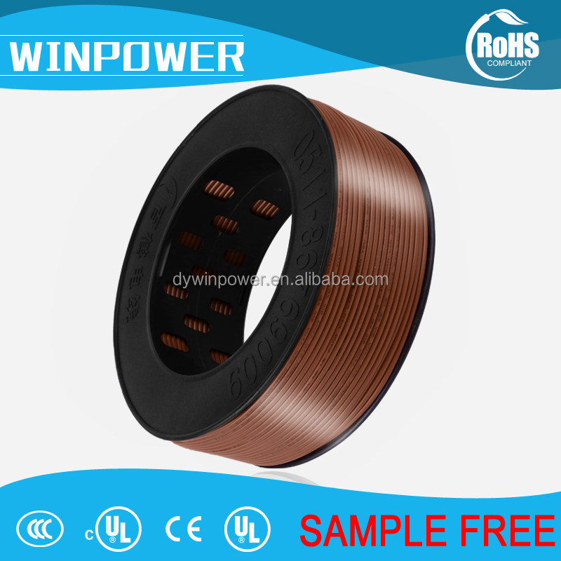 Single core PVC insulated copper cable 16mm BV house wiring