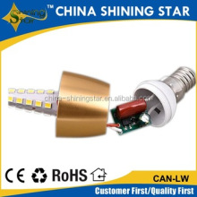 High Power Led Bulb Parts Manufacturing Led candle Bulb 5W Led Bulb Led Lighting Home