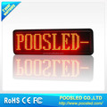 single color led moving sign \ led text moving \ led moving message sign board \ led text moving