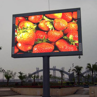 Outdoor Led Display Screen P8 SMD Full Color Led Module Led Board For Advertising Display Screen