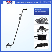 with DVR function under car inspection Camera/under vehicle security checking camera/under bomb detector V3D