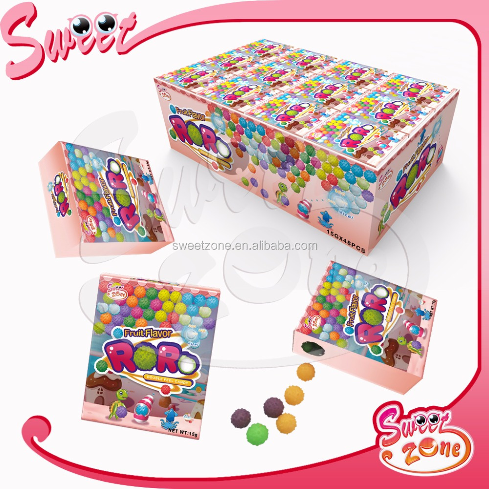 Sweet Zone Roro Pressed Hard Candy Sweet