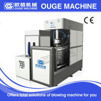 Extrusion Blow Moulding Blow Moulding Type and New Condition plastic bottle blowing blowing machine