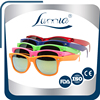Neon Plastic Custom Promotion Sunglasses with your logo
