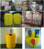 LLDPE Chemical tank for watertreatment