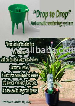 Drop to Drop watering system
