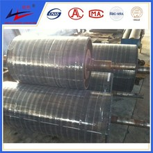 Mining use belt conveyor cheap Chinese V-Belt pulley