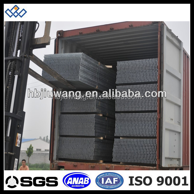 1*5.8m size steel grating